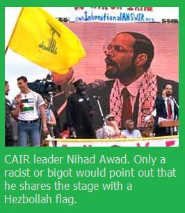 Nihad Awad CAIR Hezbollah